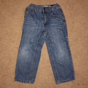 Classic style jeans